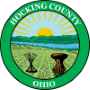 Hocking County Seal
